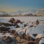 Llynau mymbr and the Snowdon Horseshoe