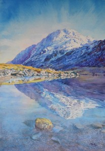 Reflections of Tryfan