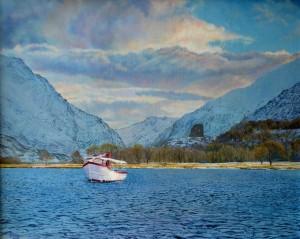Winter Mooring Llanberis2